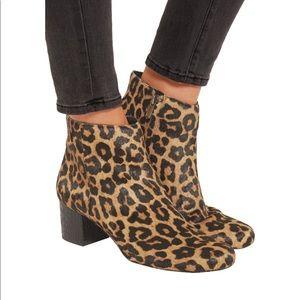 Sam Edelman Leopard Bootie